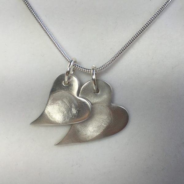 Fingerprint Jewellery Edinburgh