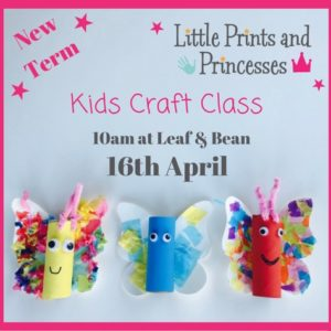Edinburgh Kids Craft Classes