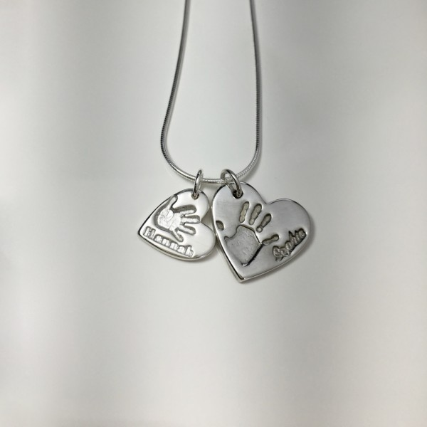 Handprint Jewellery Edinburgh